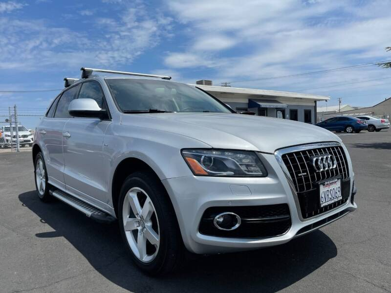 2012 Audi Q5 for sale at Approved Autos in Sacramento CA