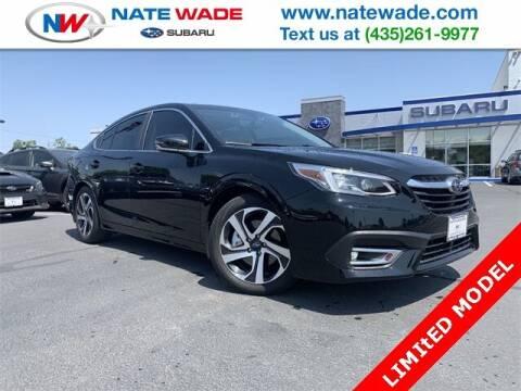 2020 Subaru Legacy for sale at NATE WADE SUBARU in Salt Lake City UT