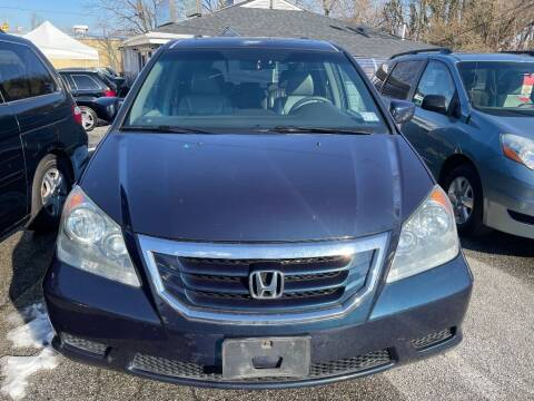 2010 Honda Odyssey for sale at Certified Motors in Bear DE