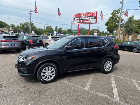 2017 Nissan Rogue for sale at Christy Motors in Crystal MN