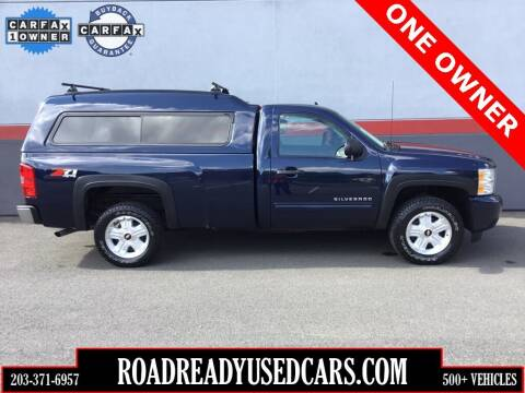 2011 Chevrolet Silverado 1500 for sale at Road Ready Used Cars in Ansonia CT