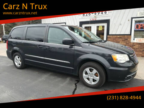 2012 Chrysler Town and Country for sale at Carz N Trux in Twin Lake MI