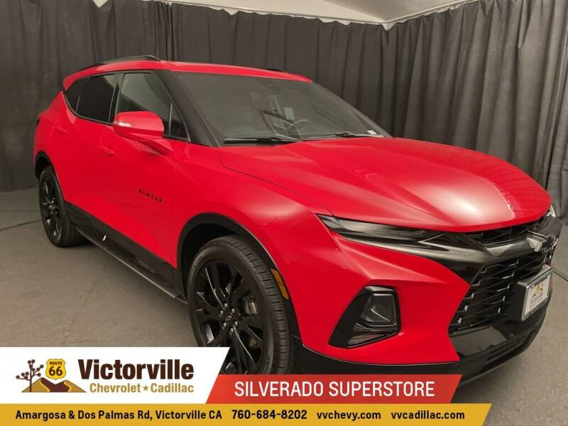 2019 Chevrolet Blazer for sale in Victorville, CA