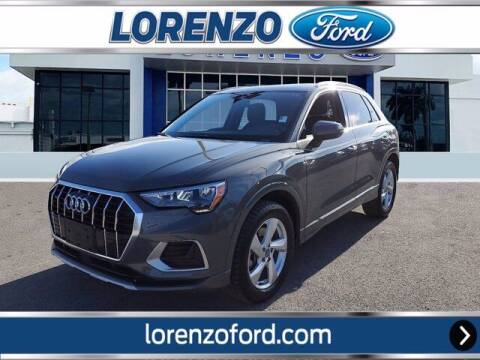 2019 Audi Q3 for sale at Lorenzo Ford in Homestead FL