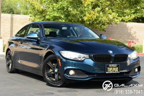 2015 BMW 4 Series for sale at Galaxy Autosport in Sacramento CA