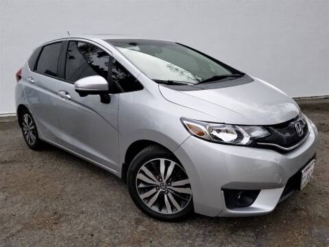 2016 Honda Fit for sale at Planet Cars in Berkeley CA