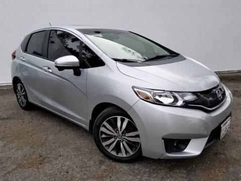 2016 Honda Fit for sale at Planet Cars in Berkeley CA