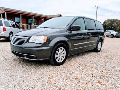 2015 Chrysler Town and Country for sale at Delta Motors LLC in Jonesboro AR