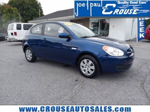 2011 Hyundai Accent for sale at Joe and Paul Crouse Inc. in Columbia PA