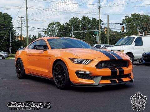 2020 Ford Mustang for sale at Distinctive Car Toyz in Egg Harbor Township NJ