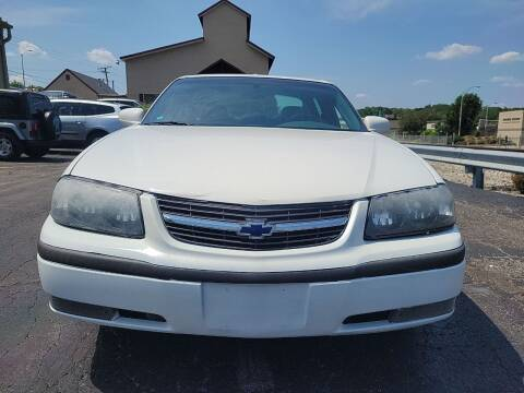 2003 Chevrolet Impala for sale at Discovery Auto Sales in New Lenox IL