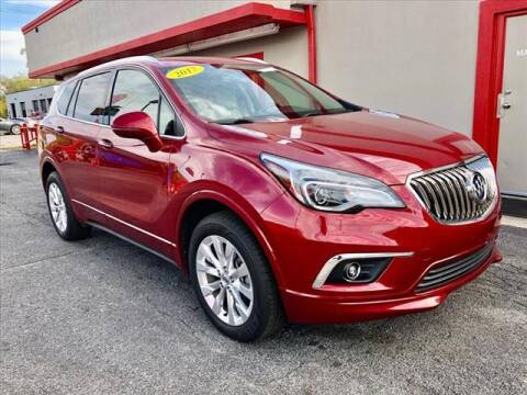 2017 Buick Envision for sale at Richardson Sales & Service in Highland IN