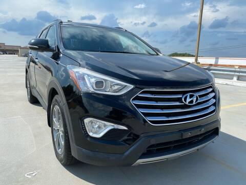 2014 Hyundai Santa Fe for sale at JG Auto Sales in North Bergen NJ