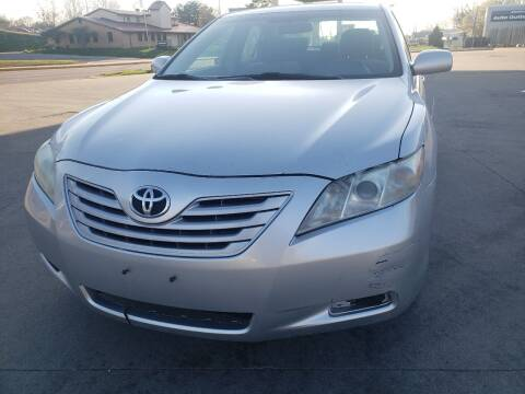 2009 Toyota Camry for sale at Gordon Auto Sales LLC in Sioux City IA
