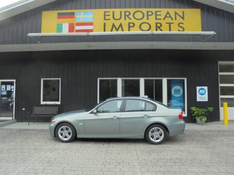2008 BMW 3 Series for sale at EUROPEAN IMPORTS in Lock Haven PA