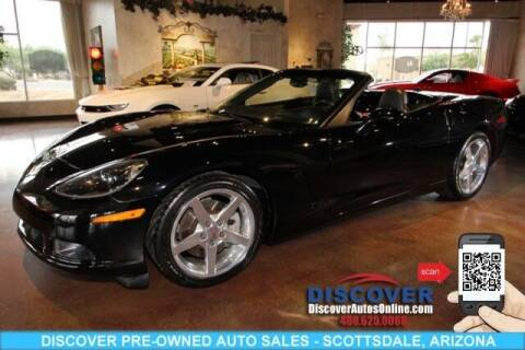 2005 Chevrolet Corvette for sale at Discover Pre-Owned Auto Sales in Scottsdale AZ