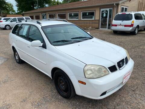 2005 Suzuki Forenza for sale at Truck City Inc in Des Moines IA