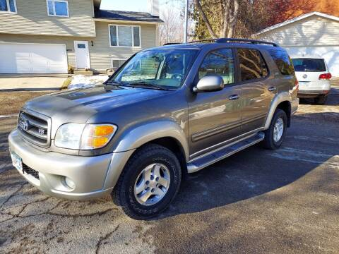 2003 Toyota Sequoia for sale at Rochester Auto Mall in Rochester MN