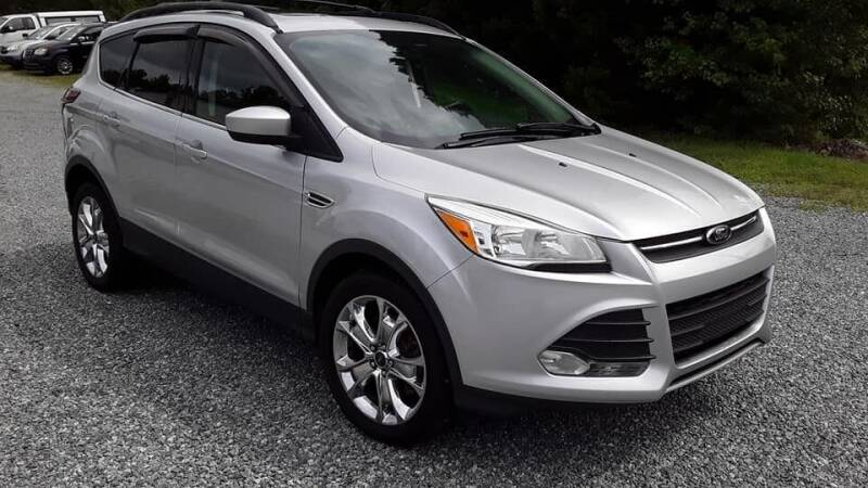 2014 Ford Escape for sale at BEST BUY AUTO SALES in Thomasville NC