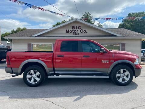2013 RAM Ram Pickup 1500 for sale at Bic Motors in Jackson MO