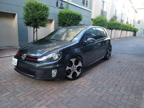 2012 Volkswagen GTI for sale at Bay Auto Exchange in San Jose CA