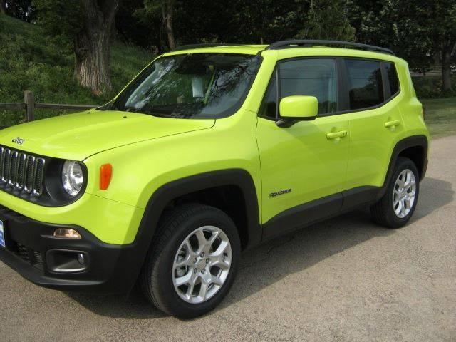 2018 Jeep Renegade for sale at Matteson Motors Inc in Phillipsburg KS
