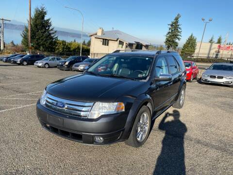 2008 Ford Taurus X for sale at KARMA AUTO SALES in Federal Way WA