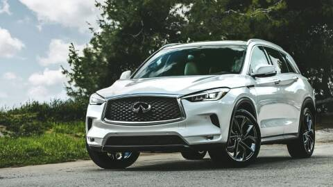 2021 Infiniti QX50 for sale at XS Leasing in Brooklyn NY