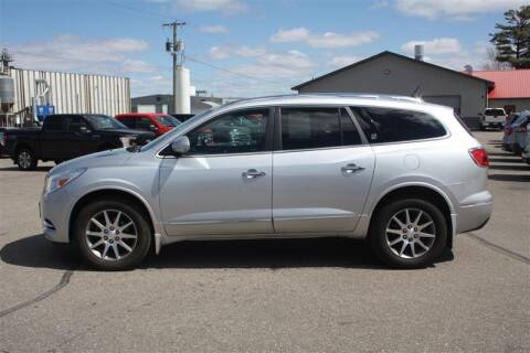 2017 Buick Enclave for sale at SCHMITZ MOTOR CO INC in Perham MN