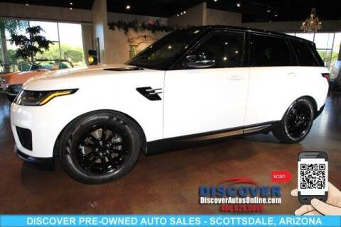 2018 Land Rover Range Rover Sport for sale at Discover Pre-Owned Auto Sales in Scottsdale AZ