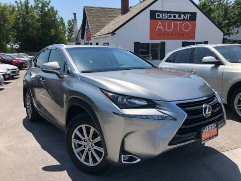 2016 Lexus NX 200t for sale at Discount Auto Brokers Inc. in Lehi UT