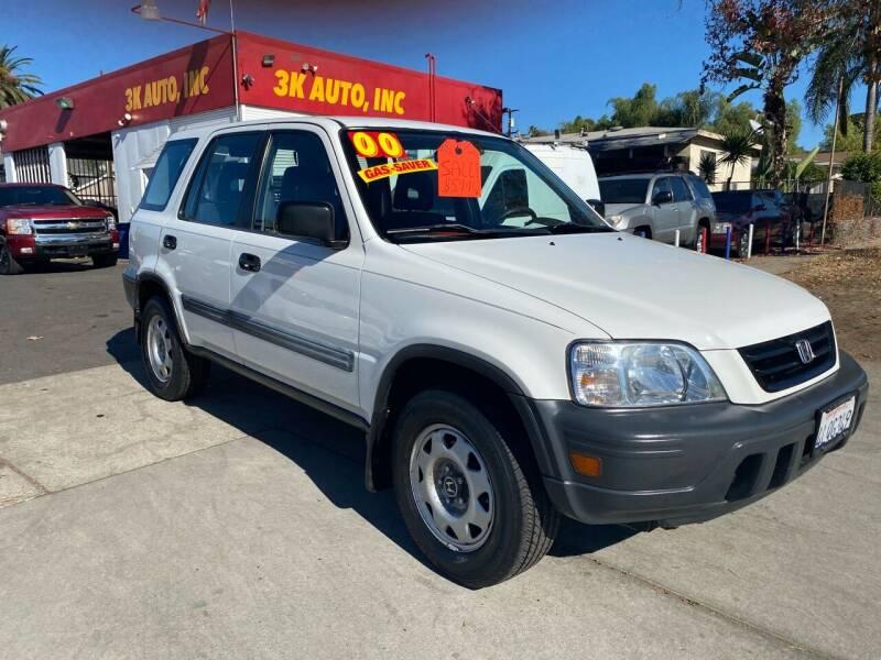 2000 Honda CR-V for sale at 3K Auto in Escondido CA