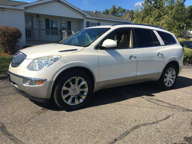 2010 Buick Enclave for sale at Paramount Motors in Taylor MI