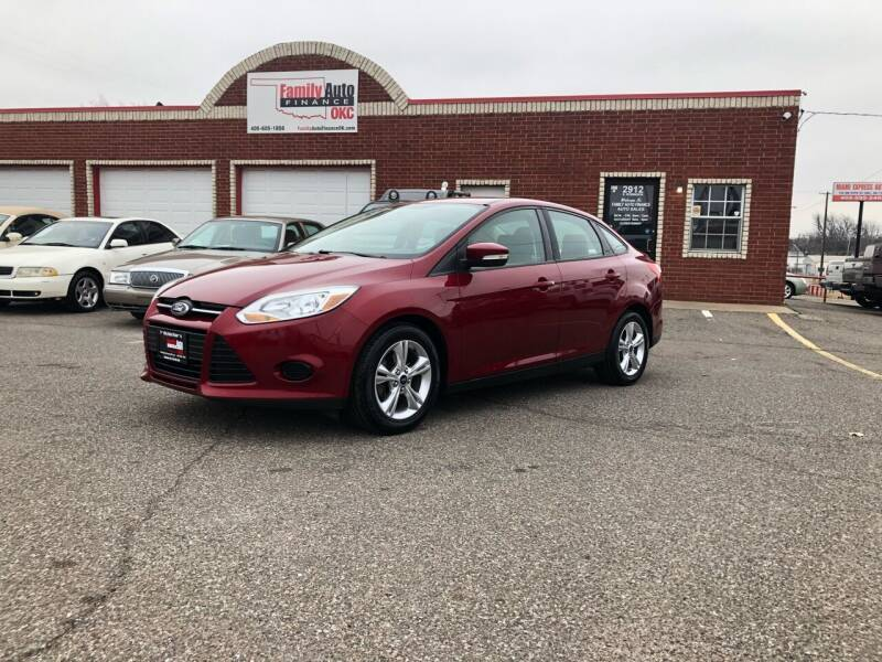 2013 Ford Focus for sale at Family Auto Finance OKC LLC in Oklahoma City OK