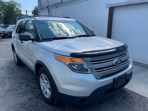 2013 Ford Explorer for sale at Pinnacle Automotive Group in Roselle NJ