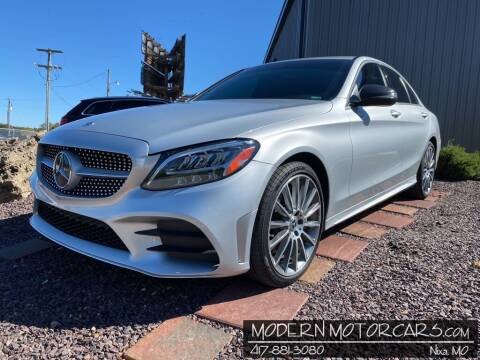 2019 Mercedes-Benz C-Class for sale at Modern Motorcars in Nixa MO
