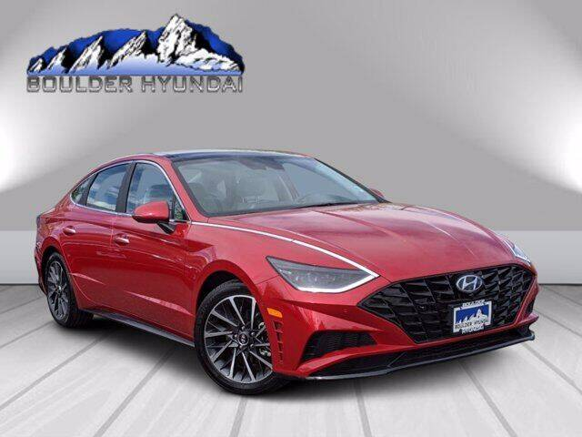 2020 Hyundai Sonata for sale in Boulder, CO
