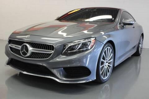 2017 Mercedes-Benz S-Class for sale at Road Runner Auto Sales WAYNE in Wayne MI