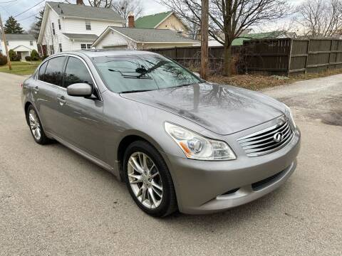 2008 Infiniti G35 for sale at Via Roma Auto Sales in Columbus OH