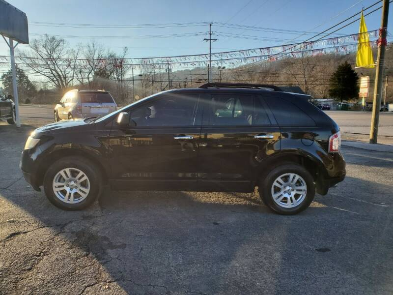 2008 Ford Edge for sale at Knoxville Wholesale in Knoxville TN