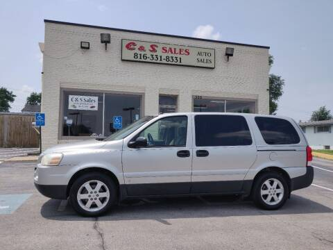2007 Saturn Relay for sale at C & S SALES in Belton MO