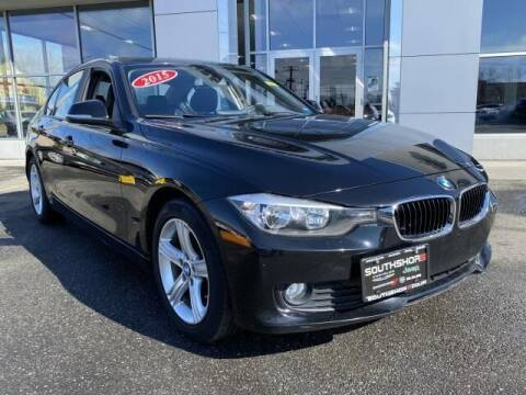 2015 BMW 3 Series for sale at South Shore Chrysler Dodge Jeep Ram in Inwood NY