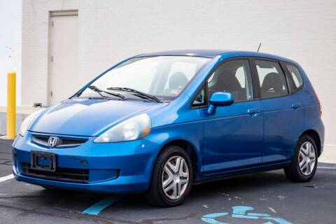 2007 Honda Fit for sale at Carland Auto Sales INC. in Portsmouth VA