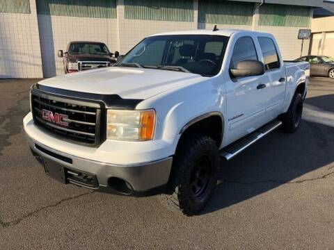 2009 GMC Sierra 1500 for sale at TacomaAutoLoans.com in Tacoma WA