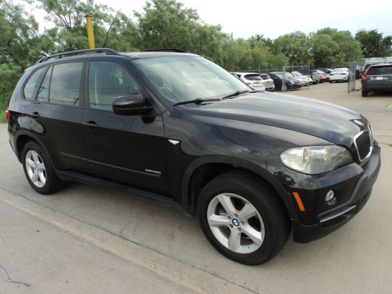 2009 BMW X5 for sale at SPORT CITY MOTORS in Dallas TX