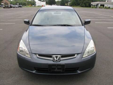 2004 Honda Accord for sale at Iron Horse Auto Sales in Sewell NJ
