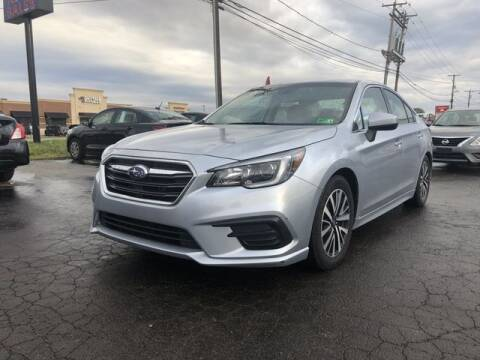 2019 Subaru Legacy for sale at Instant Auto Sales in Chillicothe OH