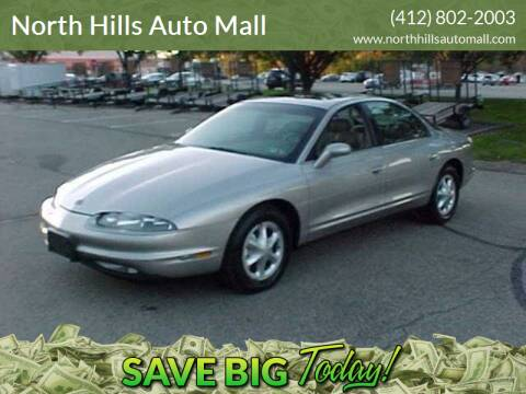 1998 Oldsmobile Aurora for sale at North Hills Auto Mall in Pittsburgh PA