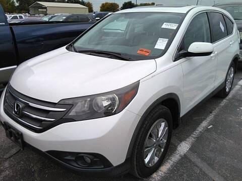 2014 Honda CR-V for sale at FLORIDA CAR TRADE LLC in Davie FL