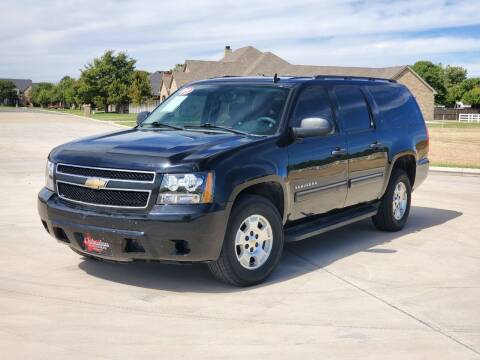 2009 Chevrolet Suburban for sale at Chihuahua Auto Sales in Perryton TX